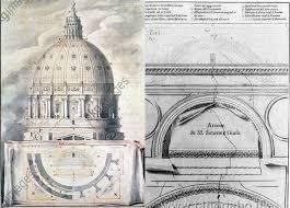 chi ha progettato la cupola di san pietro luigi vanvitelli l architetto reggia di caserta