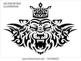 angry tiger tattoo download free vector art stock graphics u0026 images