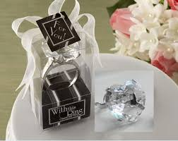 wedding favor keychains 100pcs lot kate aspen heart shaped diamond keychain keychains