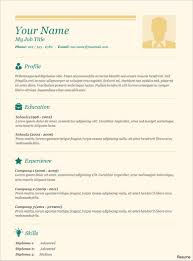 resume templates for wordpad wordpad resume template for free simple templates professional 20a