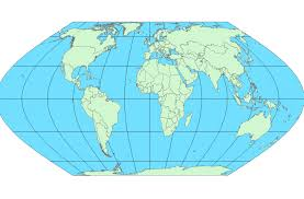 What Is A Map Projection What Is Map Projection Geography Is The Use Of Different Map
