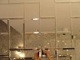 mirror tiles for bathroom unique glass mirror tiles kezcreative com