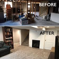 Basement Living Room Basement Living Room Reveal Before After April All Year