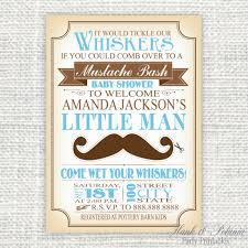 mustache baby shower invitations www onlinestagegear wp content uploads 2017 01
