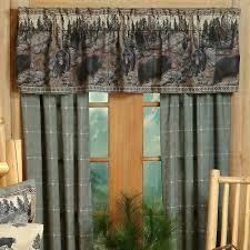 deer mountain window treatments cabin place