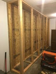 Building Wood Shelves Garage by Best 25 Garage Storage Cabinets Ideas On Pinterest Garage