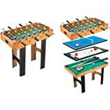 hathaway matrix 54 7 in 1 multi game table reviews hathaway matrix 54 7 in 1 multi game table amazon co uk sports