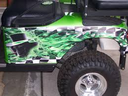 Golf Cart Flags At Superb Graphics We Specialize In Custom Decals Graphics And