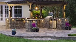amazing outdoor kitchen ideas for enjoyable cooking time outdoor
