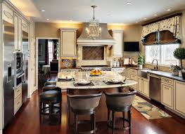Apartment Kitchen Renovation Ideas by Eat In Kitchen Design Ideas Home Planning Ideas 2017