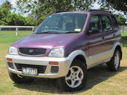 daihatsu terios 2000 1999 daihatsu terios trs nz new suv no reserve cash4cars