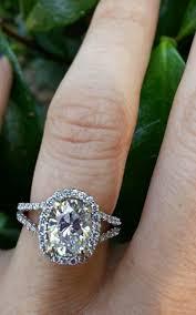 split band engagement rings best 25 split shank engagement rings ideas on split