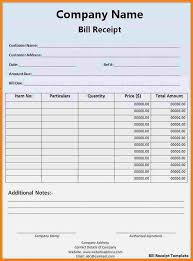 official receipt sample format official receipt sample 8 examples
