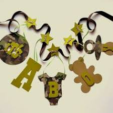 camo baby shower decorations camouflage baby shower oais baby shower camouflage