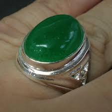 cincin perak cincin perak lelaki dengan batu emer end 6 10 2018 1 18 pm