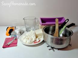 a wonderful coconut oil soap recipe