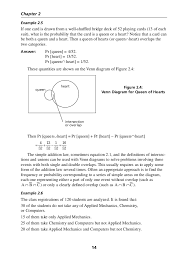statistics and probability for engineering applications solution
