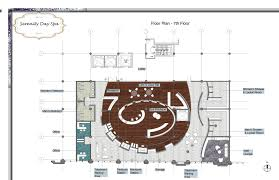 serenity day spa floor plan u2013 lucy dybala kokor