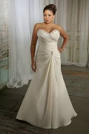 plus size wedding dresses cheap beading satin ruching modest draping sweetheart rhinstone wedding