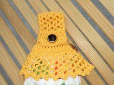 pattern crochet towel holder free patterns for towel toppers crochet towel topper patterns