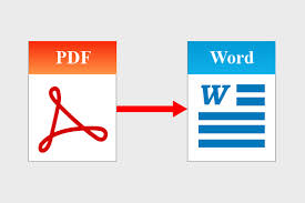 Pdf To Word How To Convert Pdf To Word Step By Step Guide Invensis