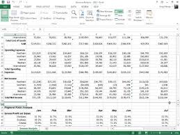 how to split the worksheet into windows in excel 2013 dummies