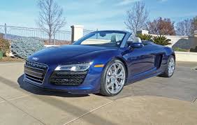 Audi R8 Blacked Out - review 2014 audi r8 v10 spyder can it get any better the