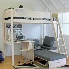 High Sleeper With Futon And Desk Children U0027s High Sleeper Beds Barker U0026 Stonehouse