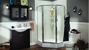Shower Doors Maryland Shower Remodel Waldorf Bathroom Remodel See Thru Windows Doors