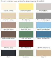 light brown paint color chart metro paint color chart for mixing house paint ideas pinterest