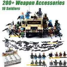 new swat army military hummer tank 200 weapon accessory 16