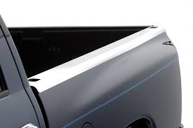 Chevy Silverado 1500 Truck Bed Covers - truck bed rail caps by innovative creations