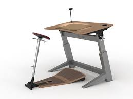 Ergonomic Drafting Table An Ergonomic Desk Inspired By Architect Drafting Desks Apartment