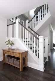Oak Banister Makeover Model Staircase Staircase Rails Best Wood Stair Railings Ideas On