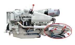 qsc 8 3 engine hoses seaboard marine