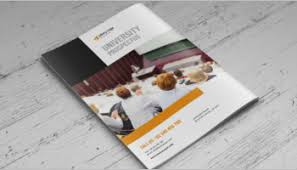 brochure creative template