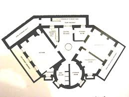 octagon homes octagon house ground floor plan count them can only six