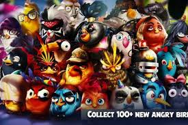 angry birds evolution birds guide list birds