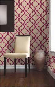 Moroccan Small Pattern Wallpaper Peel by Best 25 Wallpaper Feature Walls Ideas On Pinterest Bedroom