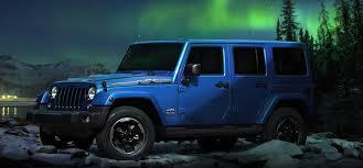 jeep winter edition 2017 jeep wrangler polar edition vs rubicon l4t3tonight4343 org