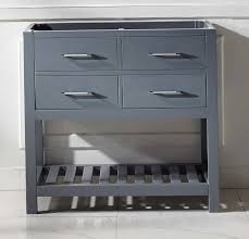 36 Inch Bathroom Vanity 36 Inch Grey Bathroom Vanity Home Design Ideas