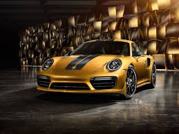 porsche 911 front view here comes the porsche 911 turbo s exclusive series the most