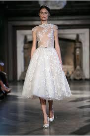 teacup wedding dresses 25 utterly gorgeous tea length wedding dresses chic vintage brides
