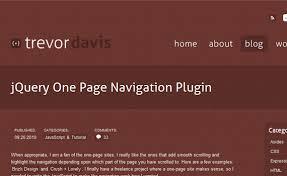 20 Free Jquery Navigation And Menu Plugins