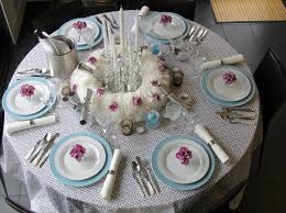 bridal shower table decoration ideas elegant table settings and