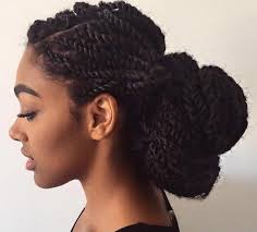 pictures of marley twist hairstyles marley twists the 14 looks that ll convince you to try it now