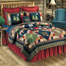 Cabin Bed Sets Earth Tone Bedding Sets Lodge Bedding Bedspreads Cabin Place Cabin