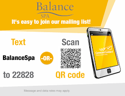 balance spa welcome