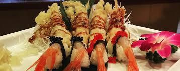 Winter Garden Sushi Home Symphony Sushi