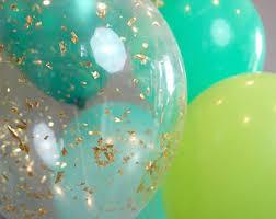 gold balloons etsy